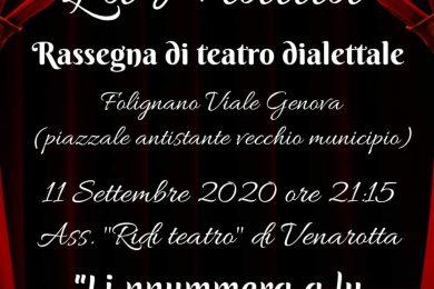 Rassegna teatrale Lu Mattià